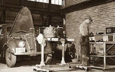 Contemporary Maintenance, Vintage Service