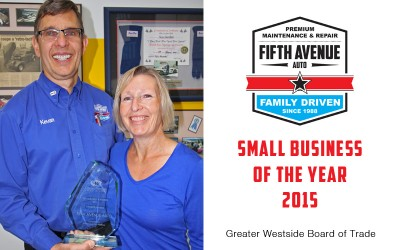 Best Small Business 2015