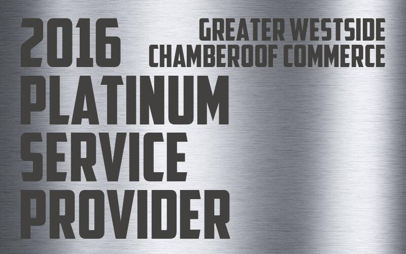platinum award image